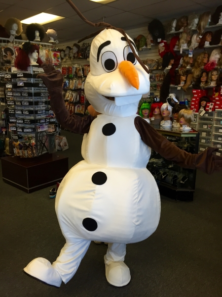 Olaf Costume - Frozen