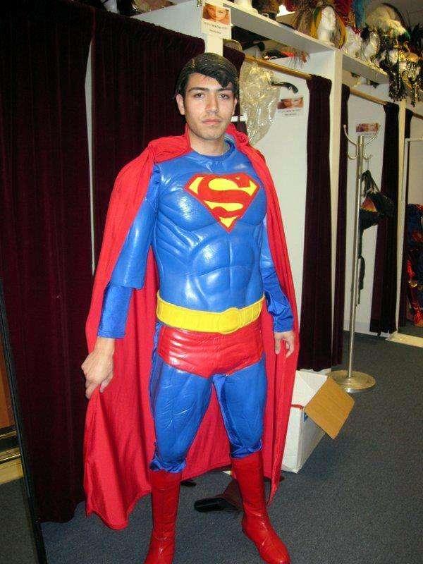 Superman - VIP Foam Body