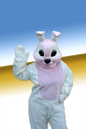 Classic Easter Bunny (2 Tone)