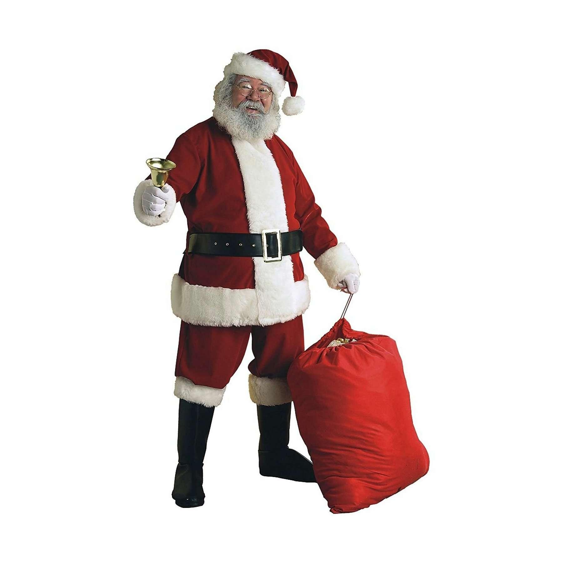 Ultra Velvet Santa