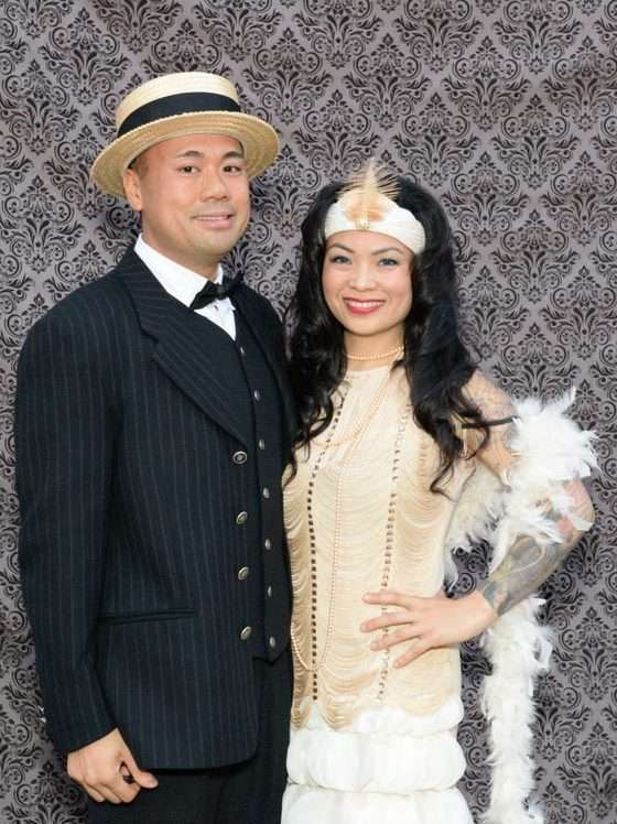 1920's Gatsby Men and Women