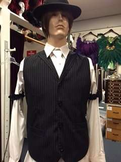 1920's Men Gangster Vest