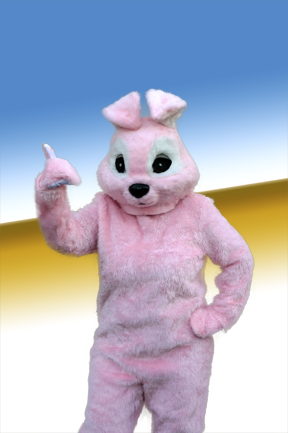 Classic Easter Bunny