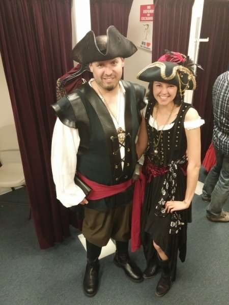 Pirate Couple