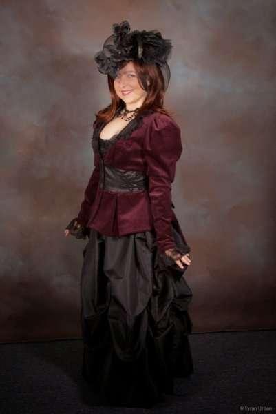Steampunk Victorianesque