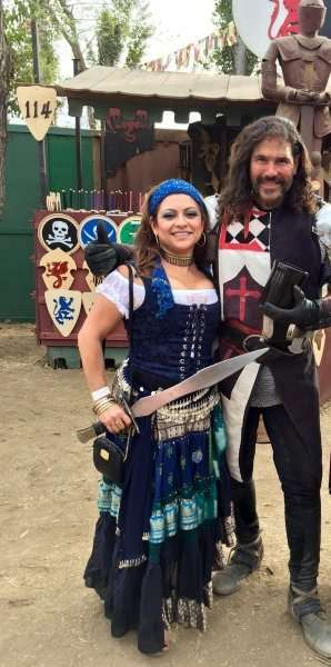 Ren Faire Couple