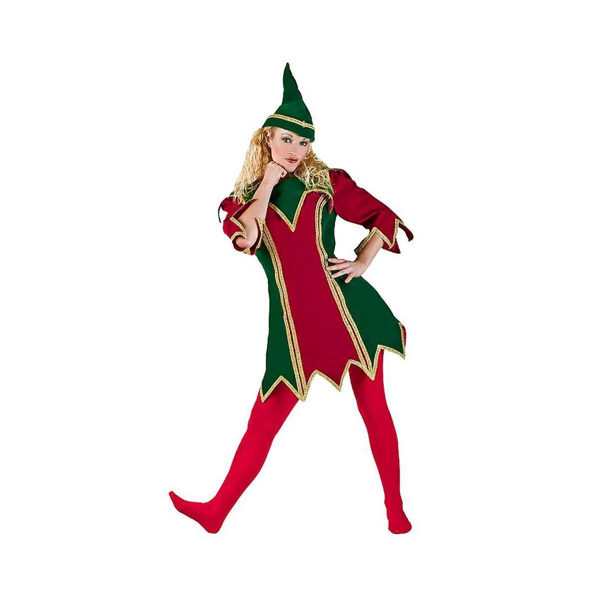 Women's Elf Costume